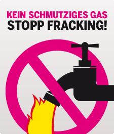 Stopp Fracking
