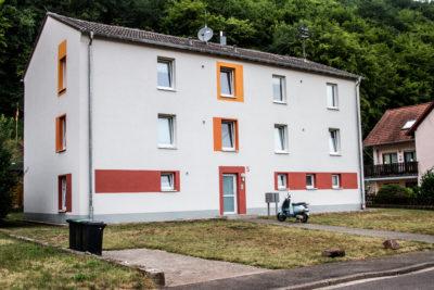 Sozialwohnungen in Schattertriesch