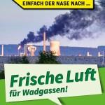 Frische Luft für Wadgassen!