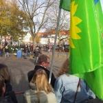 Demo in Völklingen